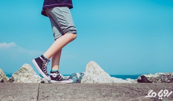 پیاده روی کردن