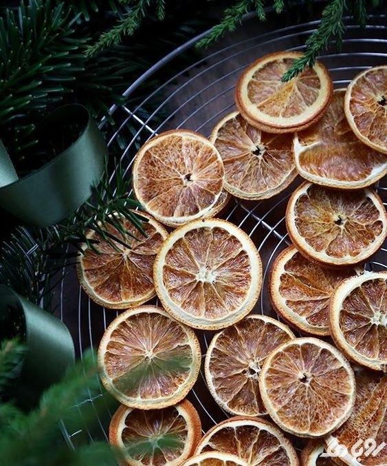 علت تلخ شدن پرتقال خشک
