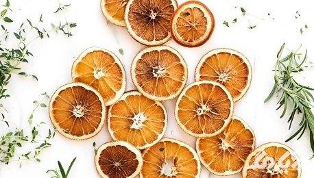 علت تلخ شدن پرتقال خشک شده