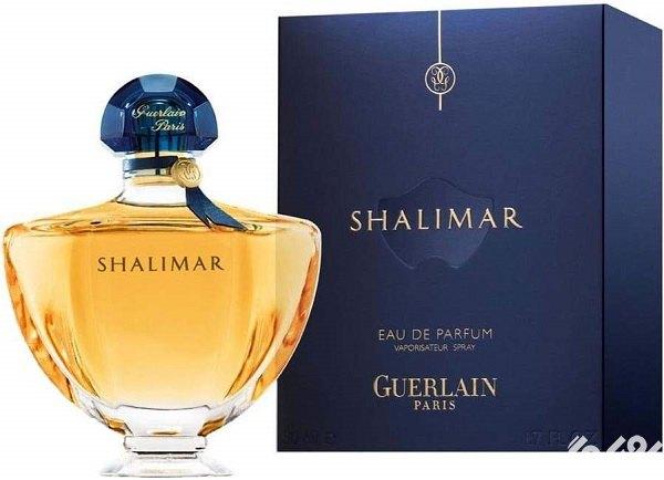 گرلن شالیمار بهترین عطر زنانه با ماندگاری بالا