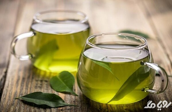 خواص چای سبز برای کهیر