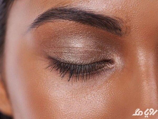 درمان عفونت چشم با آرایش نکردن
