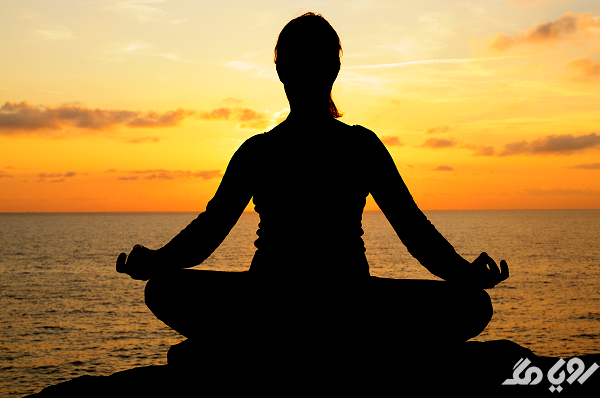 آرام کردن ذهن برای جلوگیری از ریزش مو