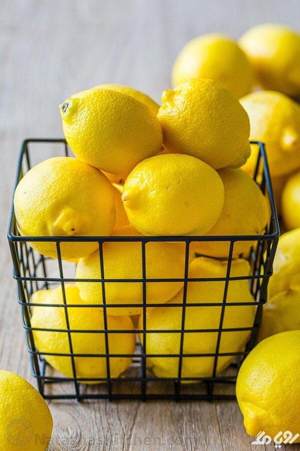 خواص لیمو برای روشن کردن پوست