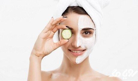 روش خانگی برای روشن شدن پوست